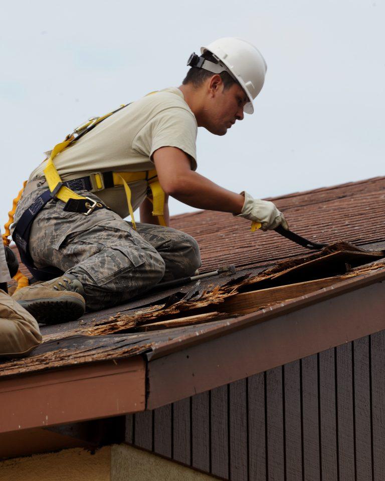 gutter repairs kettering